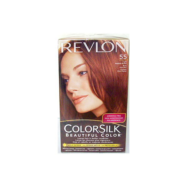Revlon Hair Color Light Reddish Brown55 Shopbargainclub