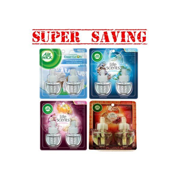 4X2pk Scented oils-Super Saving-1