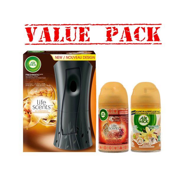Freshmatic Automatic Spray&2sprays-ValuePack2