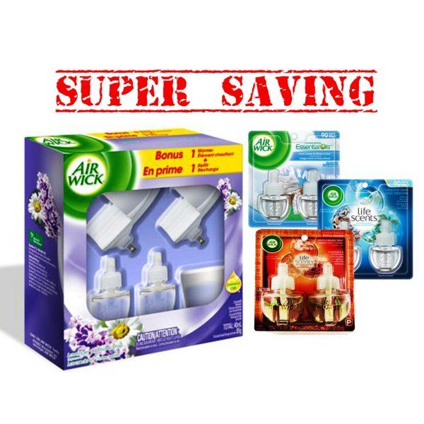 LavenderFraganceSet&3x2pkOils-SuperSaving-2