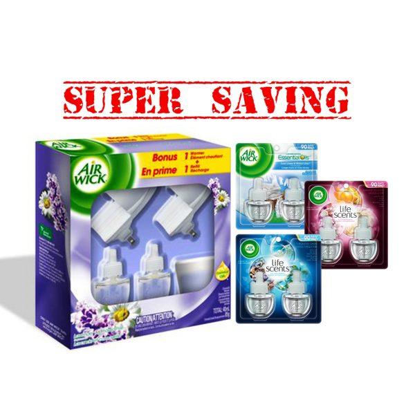 LavenderFraganceSet&3x2pkOils-SuperSaving1