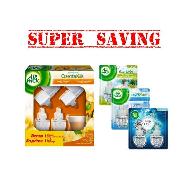 VanillaPassionFragance&3x2pkOils-SuperSaving1