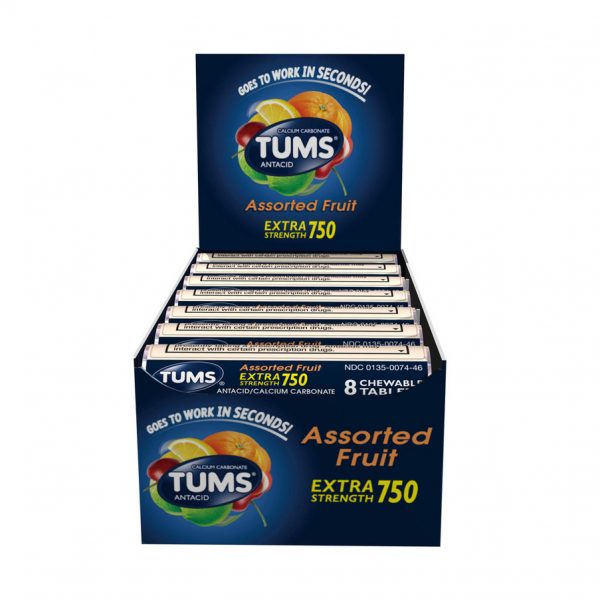 Tums Assorted Fr