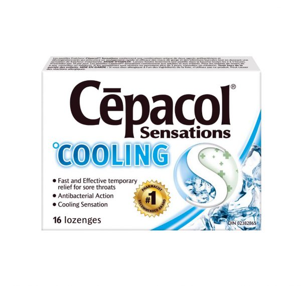 Cepacol Cooling