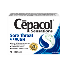 Cepacol sore Throat