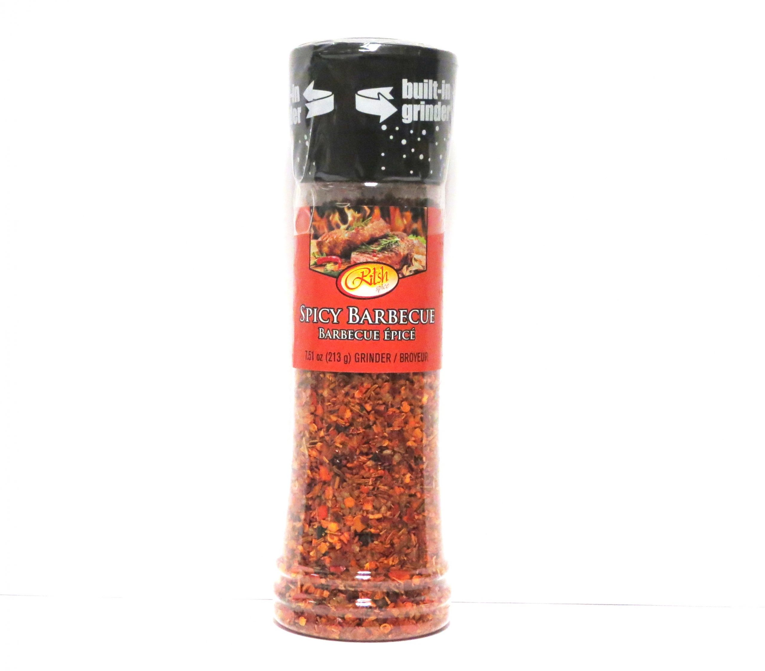 SPICY BARBECUE